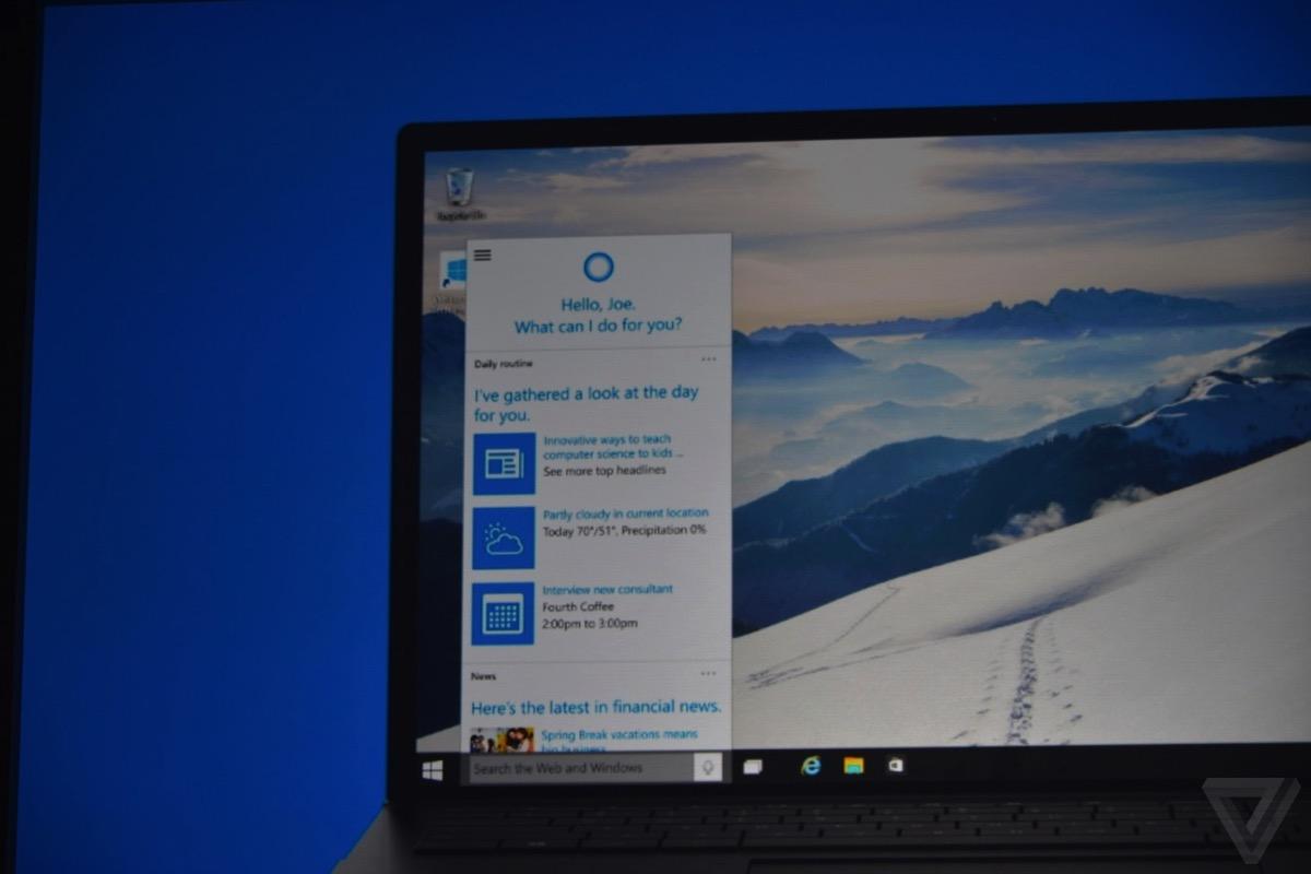 Microsoft windows 10 live verge 0385