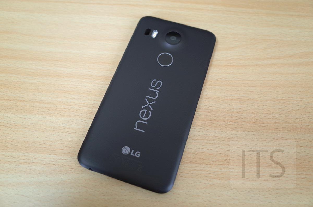 Nexus 5X 背面