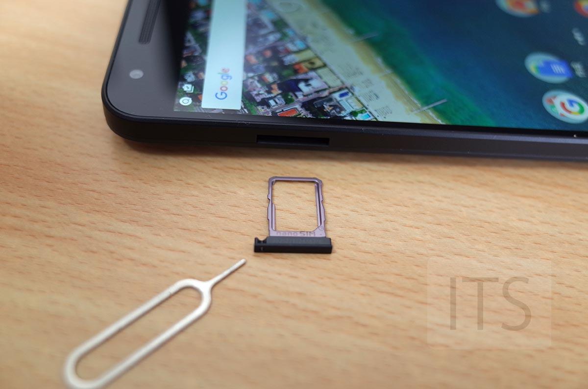 nanoSIM Nexus5x