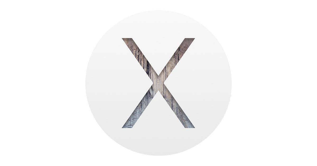 OS X ロゴ