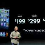 Apple Inc. Debuts latest Version Of The iPhone