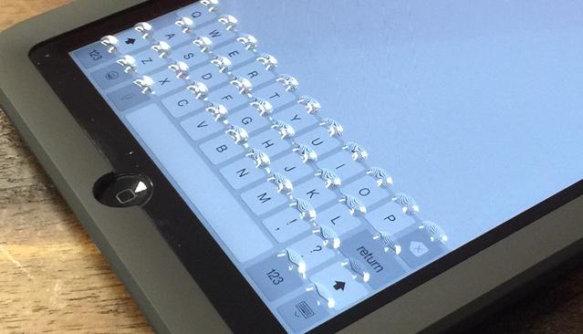 Phorm iPad 物理ボタン
