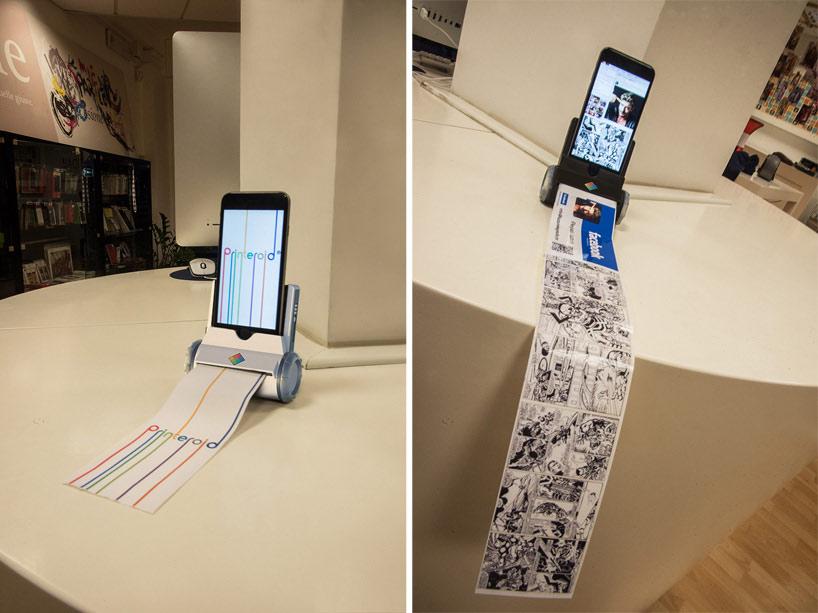 Pierpaolo lazzarini giampaolo scapigliati printeroid iphone ipad designboom 11