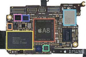 iPod Touch 6 ロジックボード