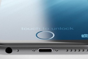 Touch ID ゴリラガラス